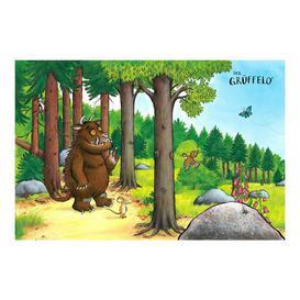image-Gruffalo Forest Walk 1.9 x 288cm Children's Wallpaper Roll East Urban Home