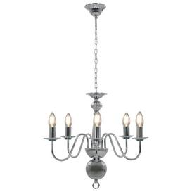 image-Jana 5-Light Candle Style Chandelier Marlow Home Co.