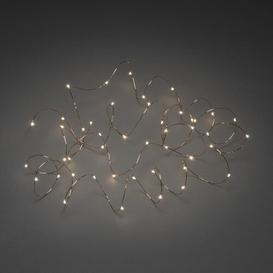image-100 LED Fairy Light Konstsmide Colour: Warm White