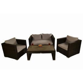 image-Lamartine 4 Seater Rattan Sofa Set Sol 72 Outdoor