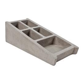 image-Lyon Beton - Blockwork Concrete Desk Organiser