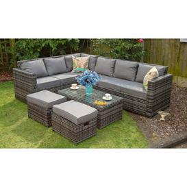 image-Cieran 8 Seater Rattan Corner Sofa Set Sol 72 Outdoor