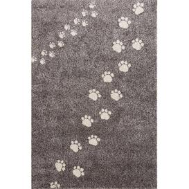 image-Grey Area Rug Art for kids Rug Size: Rectangle 100 x 150cm