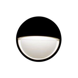 image-Cavanaugh 1 Light LED Step Light Sol 72 Outdoor Finish: Black