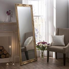 image-Yearn Florence Gold Leaner 73x162cm Mirror Gold