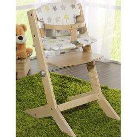 image-Syt High Chair Geuther Colour: Light Brown