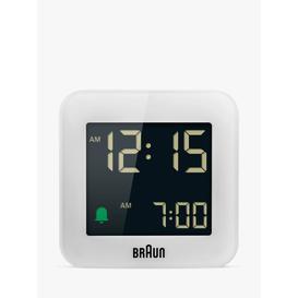 image-Braun Digital Travel Alarm Clock