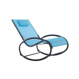 image-Allete Rocking Chair with Cushion Sol 72 Outdoor