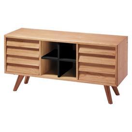 image-Remix Dresser - Sideboard by The Hansen Family Black,Light wood