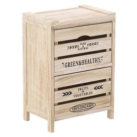 image-Mendez 2 Drawer Chest August Grove