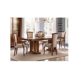 image-Arredoclassic Modigliani Mahogany Italian 200cm-250cm Rectangular Extending Dining Table