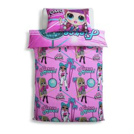 image-LOL Surprise Kids OMG Moves Cotton Bedding Set - Single