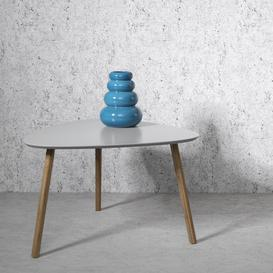 image-Malme Coffee Table in Grey and Natural Pine