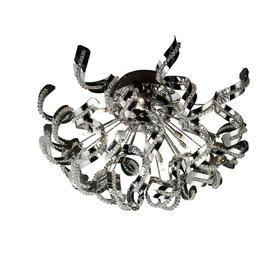 image-Lowery 20-Light 70cm Flush Mount Willa Arlo Interiors