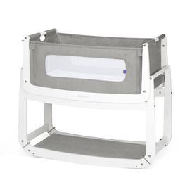 image-SnuzPod 3 Bedside Crib Snuz Finish: Dusk Grey