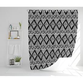 image-Bowning Polyester Shower Curtain Set Rosalind Wheeler