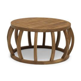 image-Aleigh Teak Coffee Table Sol 72 Outdoor