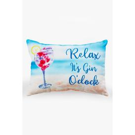 image-Relax Its Gin O Clock Bath Pillow