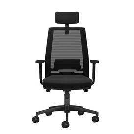 image-Godin Ergonomic Mesh Desk Chair Ebern Designs