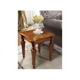 image-Camel Torriani Day Walnut Italian Lamp Table