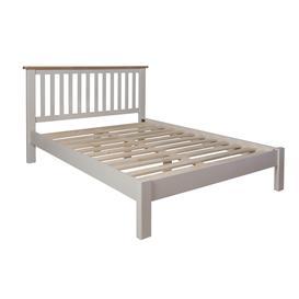 image-Fay Oak and Grey Single Bed