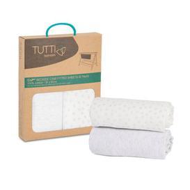 image-CoZee Crib Bedding Sheet Tutti Bambini