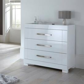 image-Notting Hill Changing Table Silver Cross