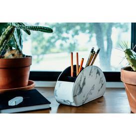 image-Freytag Desk Organisers Bloomsbury Market Colour: Marble