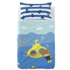 image-Zuniga Crib Bedding Set Isabelle & Max Size: 100cm W x 130cm L