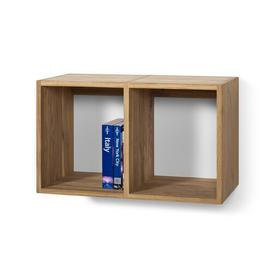 image-Cube Unit Wall Shelf Decorative Bookcase Woodek Design
