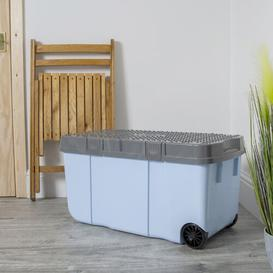 image-Tough Cart 100 L Plastic Storage Box Rebrilliant
