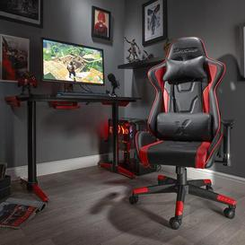 image-Bravo Gaming Chair X Rocker