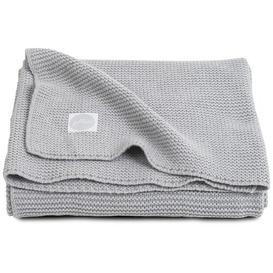 image-Jollein Basic Baby Blanket vidaXL Colour: Grey