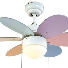 image-76cm Dutil 6 Blade Ceiling Fan Brayden Studio