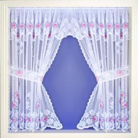 image-Coker Slot Top Sheer Curtain
