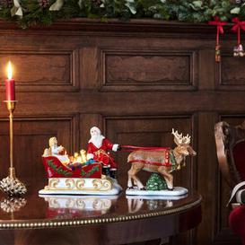 image-Christmas Toys Sleigh Nostalgia Figurine Villeroy & Boch
