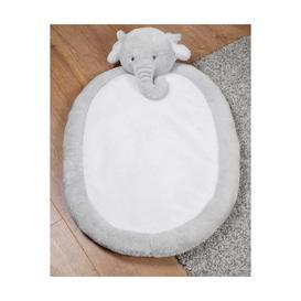 image-Bambino Soft Oval Playmat - Elephant