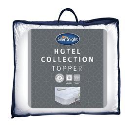 image-Silentnight Luxury Hotel Collection Mattress Topper - Single