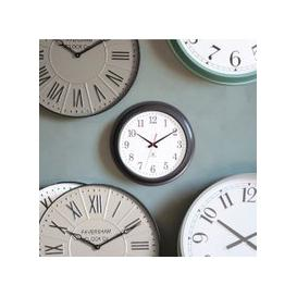 image-Gallery Direct Winston Grey Clock