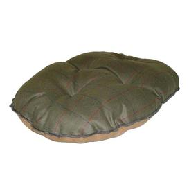 image-Tweed Quilted Pet Mattress Danish Design Colour: Green, Size: 76 cm