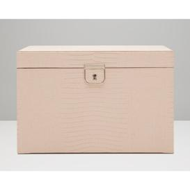 image-Large Palermo Jewellery Box WOLF Colour: Blush