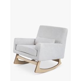 image-Gaia Baby Serena Nursing Rocking Chair, Oat