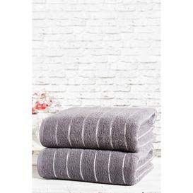 image-Sandringham Set of 2 Bath Sheets