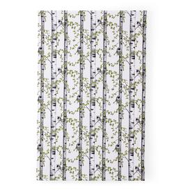 image-Noise absorbing wall tapestry BJÖRKDUNGEN, 1400x2200 mm, birds on branches
