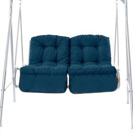 image-Sofa Cushion Sol 72 Outdoor Colour: Moroccan Blue