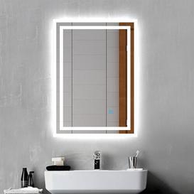 image-Turek Fog Free Bathroom Mirror Metro Lane