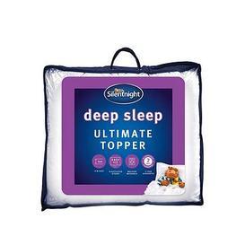 image-Silentnight Luxury Deep Sleep Ultimate Mattress Topper