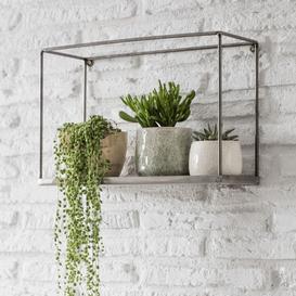 image-Farringdon Box Wall Shelf