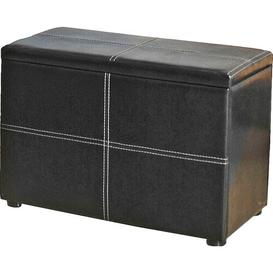 image-Upholstered Storage Bench Marlow Home Co.