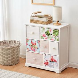 image-Midcre 7 Drawer Chest Bay Isle Home